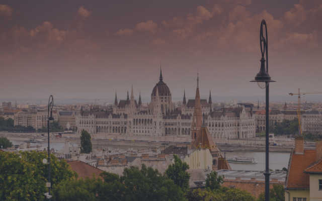 Why Budapest is a no-brainer for living